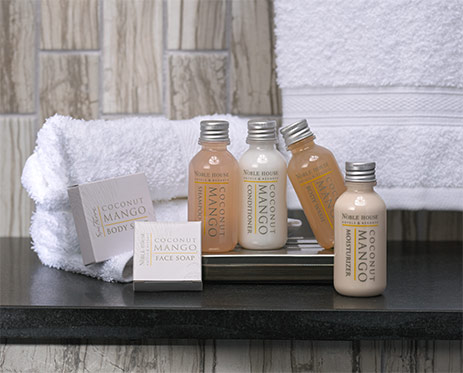 Coconut Mango Travel Gift Set