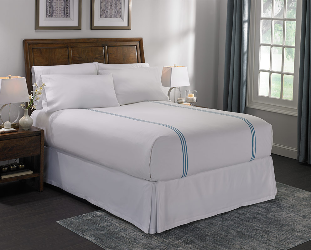 Bed Bedding Set Noble House Home Gift Collection - Winners bedding